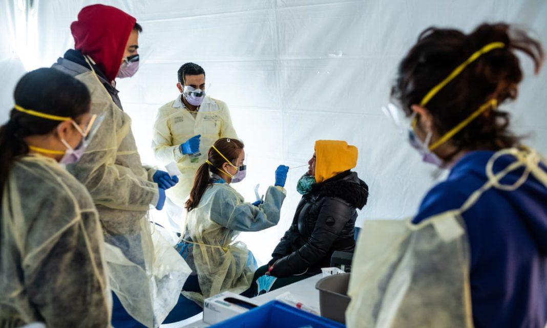 În Mexic, a patra cea mai îndoliată ţară din lume din cauza pandemiei de COVID-19, s-a înregistrat un număr record de decese şi infectări