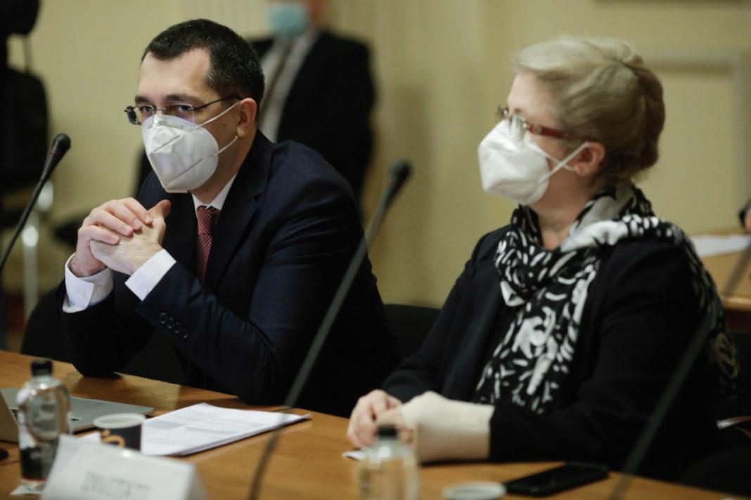 Voiculescu: Medicii de familie, plătiți la normă de Ministerul Sănătății