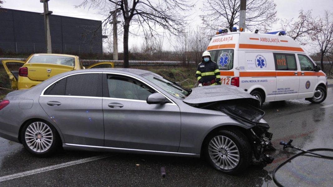 Un accident mortal s-a petrecut în municipiul Drobeta Turnu-Severin, pe strada Splai Mihai Viteazul