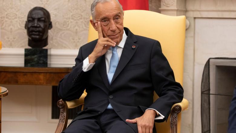 Președintele Portugaliei, testat pozitiv pentru Covid-19 cu două săptămâni înaintea alegerilor
