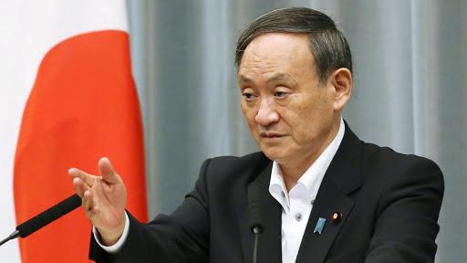 Prim-ministrul Japoniei, Yoshihide Suga