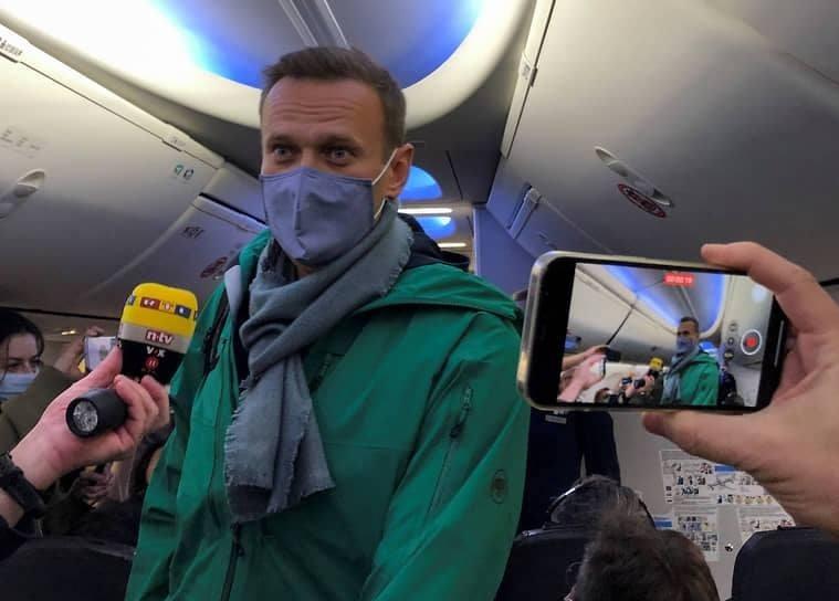 Apelurile occidentale pentru eliberarea lui Navalnîi, respinse de Kremlin