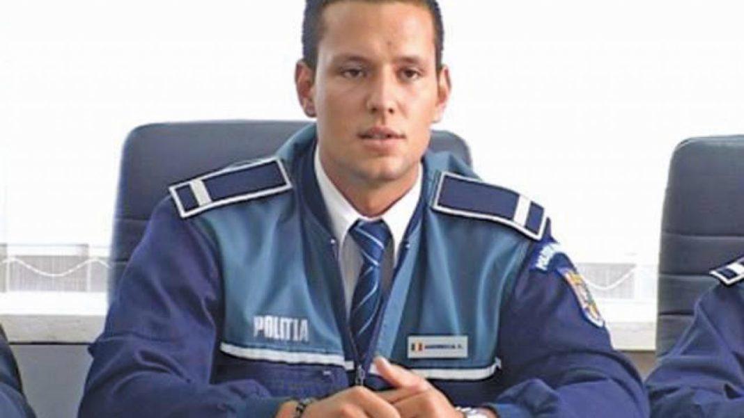 Liderul Sindicatului Europol, Cosmin Andreica