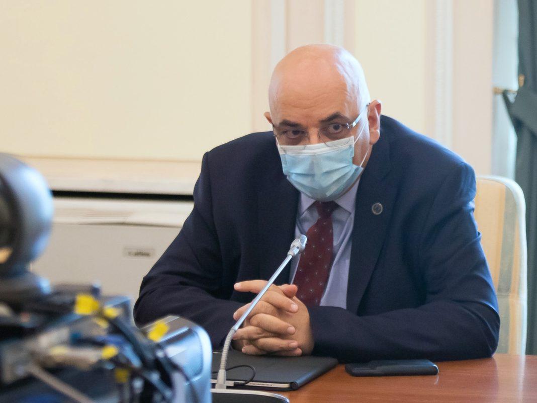 Șeful Departamentul pentru Situații de Urgență (DSU), Raed Arafat, a făcut bilanțul primului an de pandemie