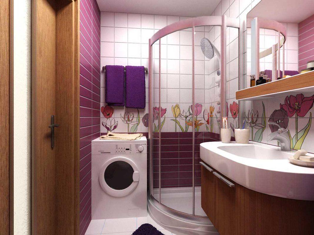 Cum amenajăm eficient o baie mică