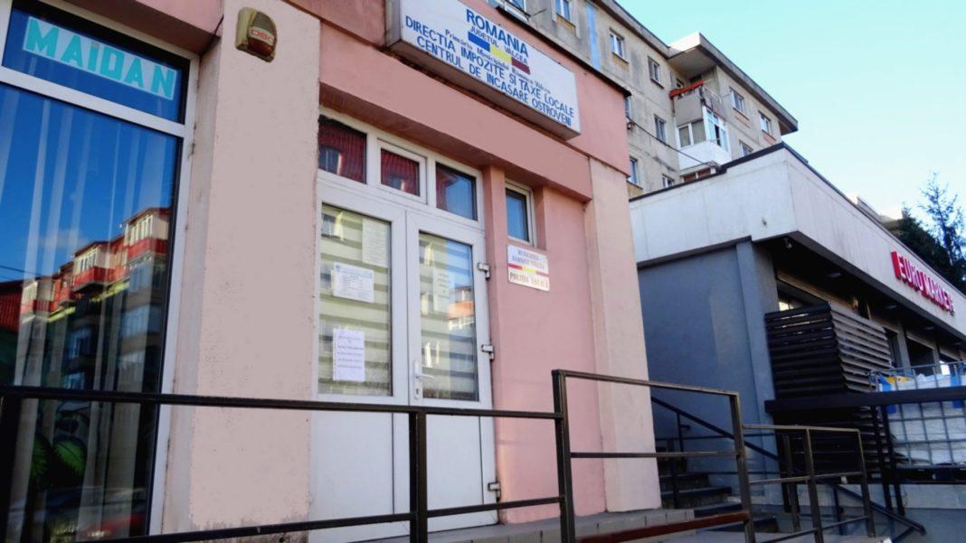 Se deschide punctul de încasare din cartierul Ostroveni, de pe strada I.C. Brătianu