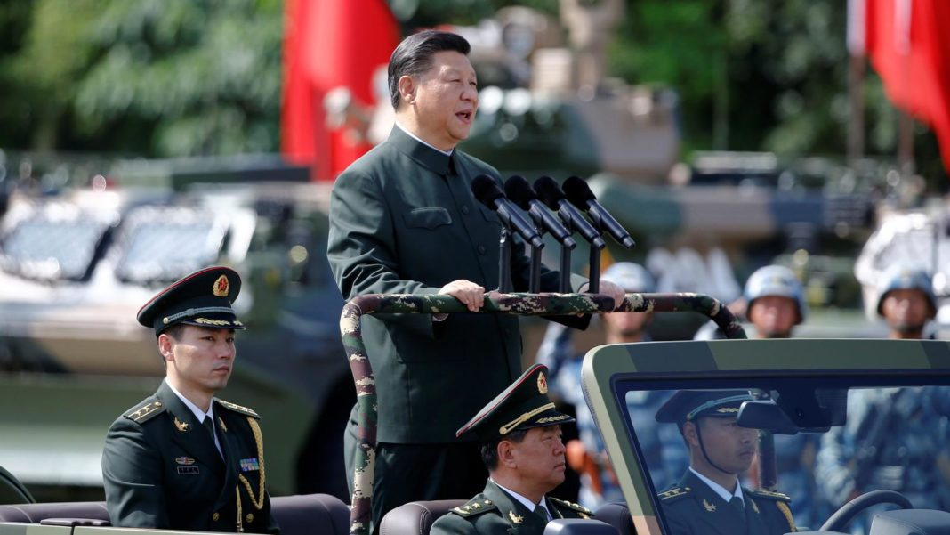 """Președintele Chinei a ordonat armatei să fie pregătită de război """"în orice secundă"""""""