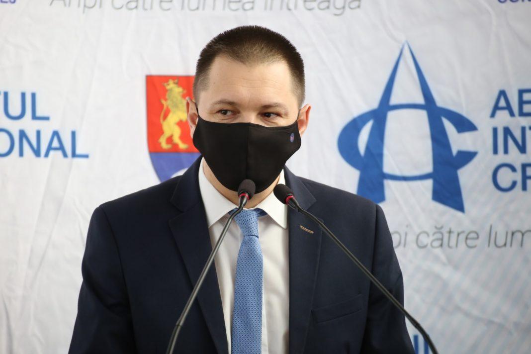 Cosmin Vasile, președintele Consiliului Județean Dolj