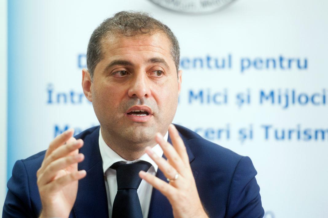 Florin Jianu cere Executivului să aprobe finanțarea a cel puțin 50.000 de IMM-uri afectate de criza sanitară