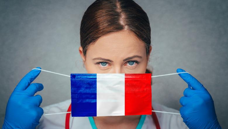 Noi măsuri în Franța împotriva epidemiei