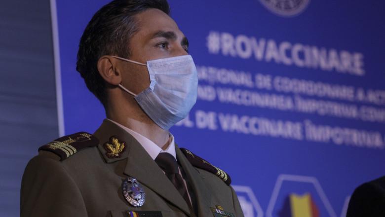 Dr. Valeriu Gheorghiţă: Persoanele vârstnice să se programeze pentru vaccinare prin medicul de familie