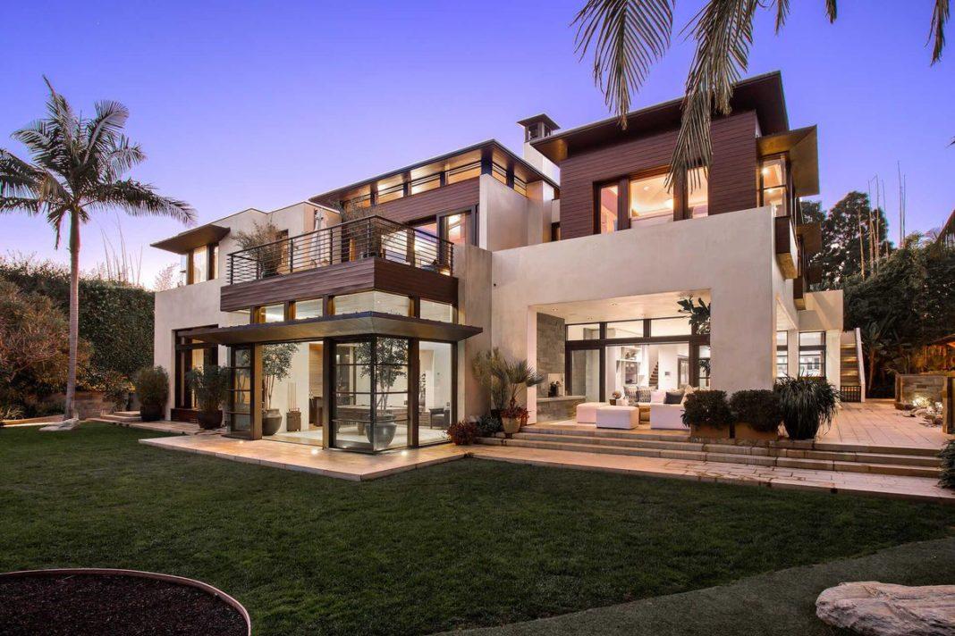 Casa din Los Angeles a lui lui Matt Damon a fost scoasă la vânzare