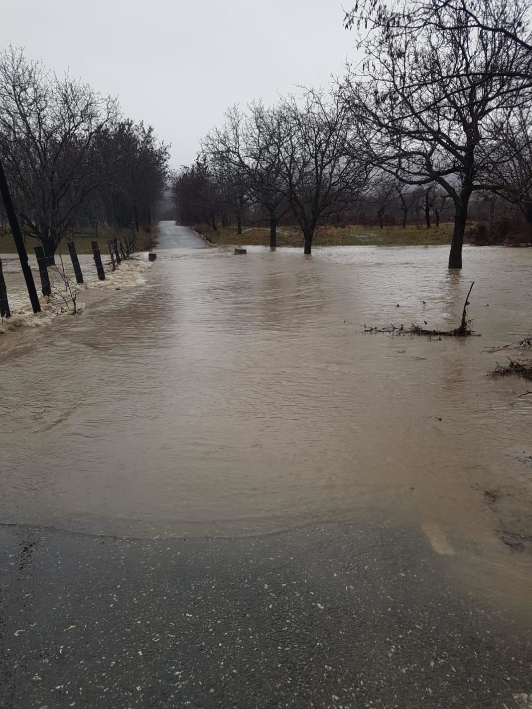 Inundațiile au afectat 15 locali tăți