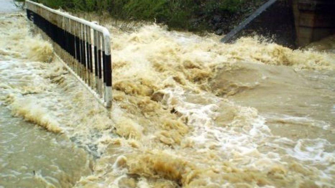 Cod galben de inundaţii în şase bazine hidrografice
