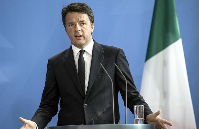 Fostul premier al Italiei, Matteo Renzi, și-a retras partidul din coaliția de guvernare