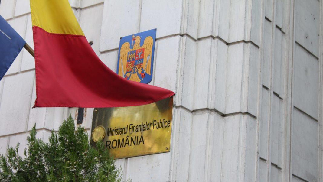 Ministerul Finanțelor a împrumutat peste jumătate de miliard de lei de la bănci