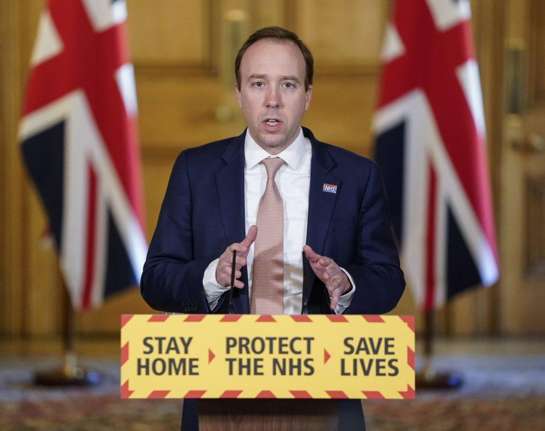 """Ministrul britanic al Sănătății, """"extraordinar de îngrijorat"""" în privința tulpinii sud-africane a coronavirusului"""