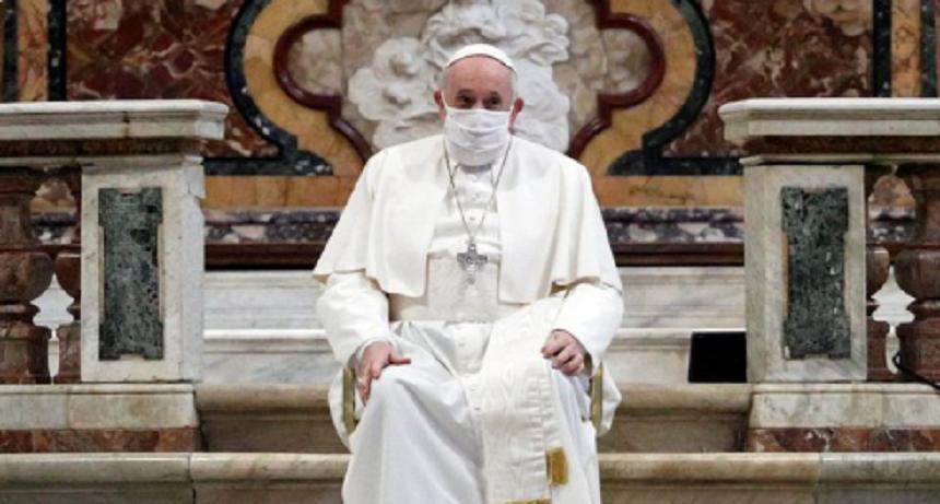 Papa Francisc a fost vaccinat împotriva COVID-19