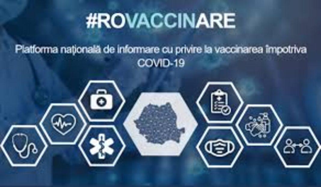 33.000 de români s-au vaccinat anti-Covid în ultimele 24 de ore