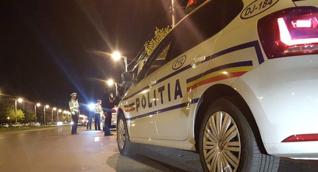 Tânăr prins a treia oară conducând fără permis, reținut de Poliția Rutieră