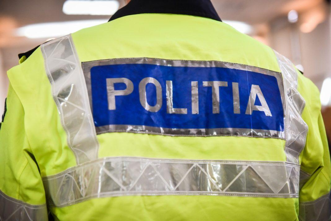 Poliția face verificări la Primăria Alimpești