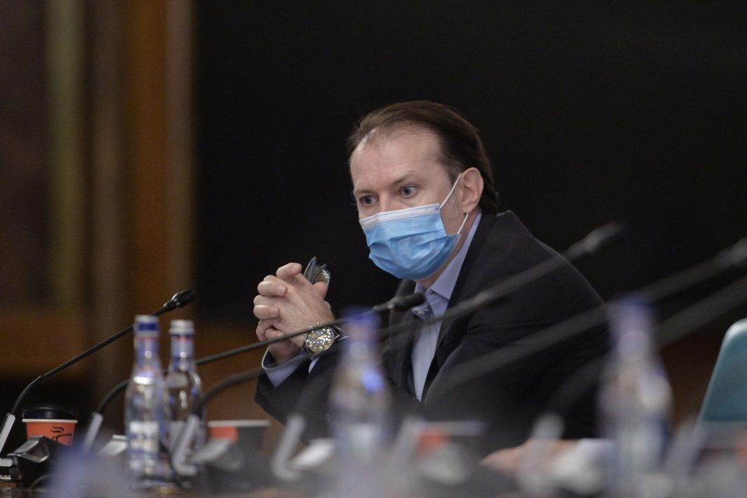Florin Cîțu anunță că bugetul pe 2021 'va întârzia puțin