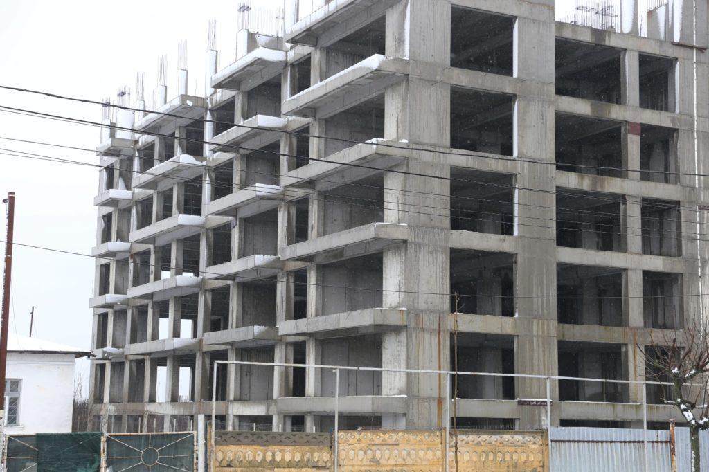 ANL a preluat amplasamentul în 2018, însă nu a demarat nici până acum construirea primului bloc - L2