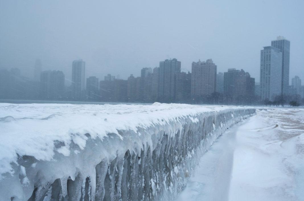 Vortexul polar ameninţă să trimită temperaturi scăzute în America de Nord, Europa şi Asia începând de la finele lunii ianuarie