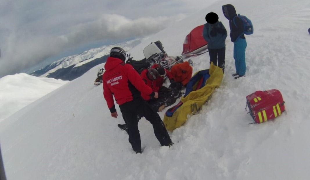 Un angajat al unei cabane din Bucegi a decedat pe munte