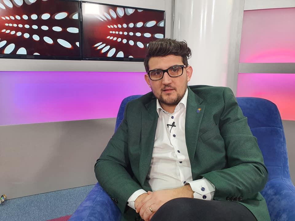 Sorin Manda este noul director general interimar al Aeroportului Internațional Craiova