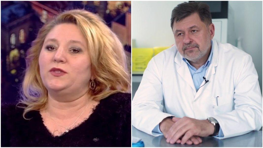 Scandal între Șoșoaca și Rafila pe tema coronavirusului. Senatoarea AUR: