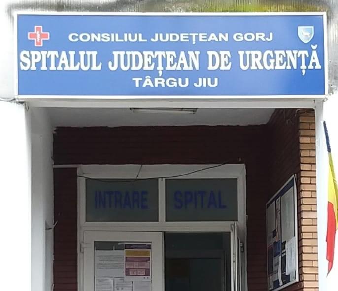 Târgu Jiu: Secția ATI COVID mai are un singur pacient