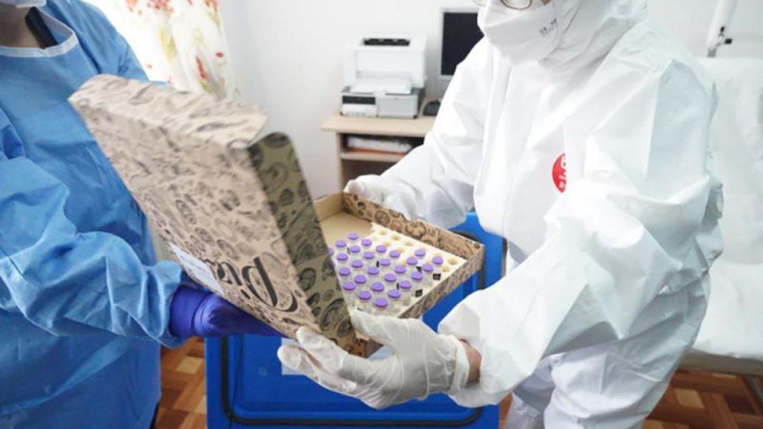 Institutul Cantacuzino confirmă că a trimis vaccinurile anti-Covid în cutii de pizza, în lipsă de alt ambalaj