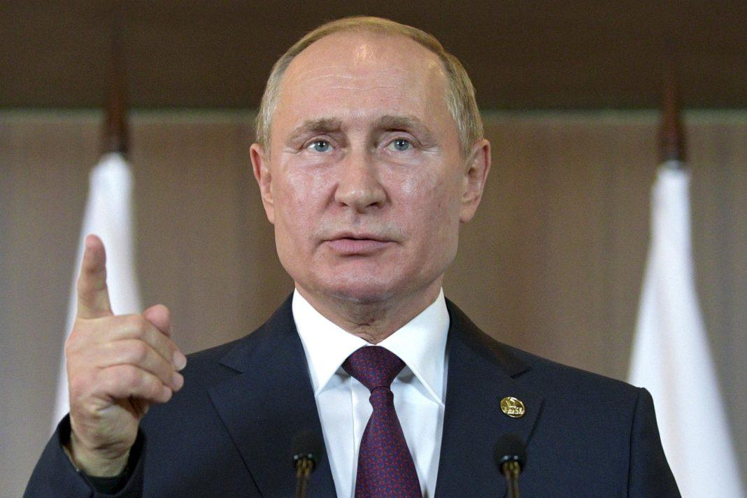Vladimir Putin a ordonat vaccinarea în masă a populaţiei începând de săptămâna viitoare