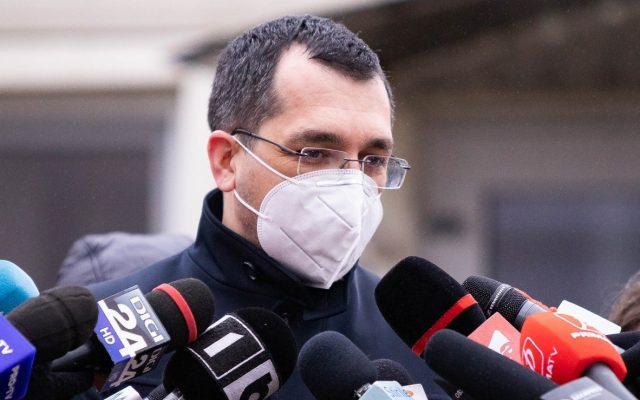 Voiculescu: Procesul de vaccinare anti-COVID se va îmbunătăţi