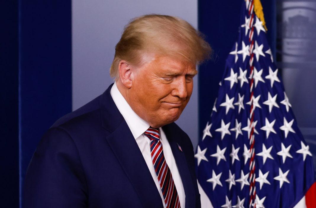 """Trump ripostează împotriva anchetei care îl vizează în New York: """"Fascism, nu justiție"""""""