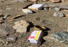 Medicamente expirate au fost descoperite pe lacul Tarnița