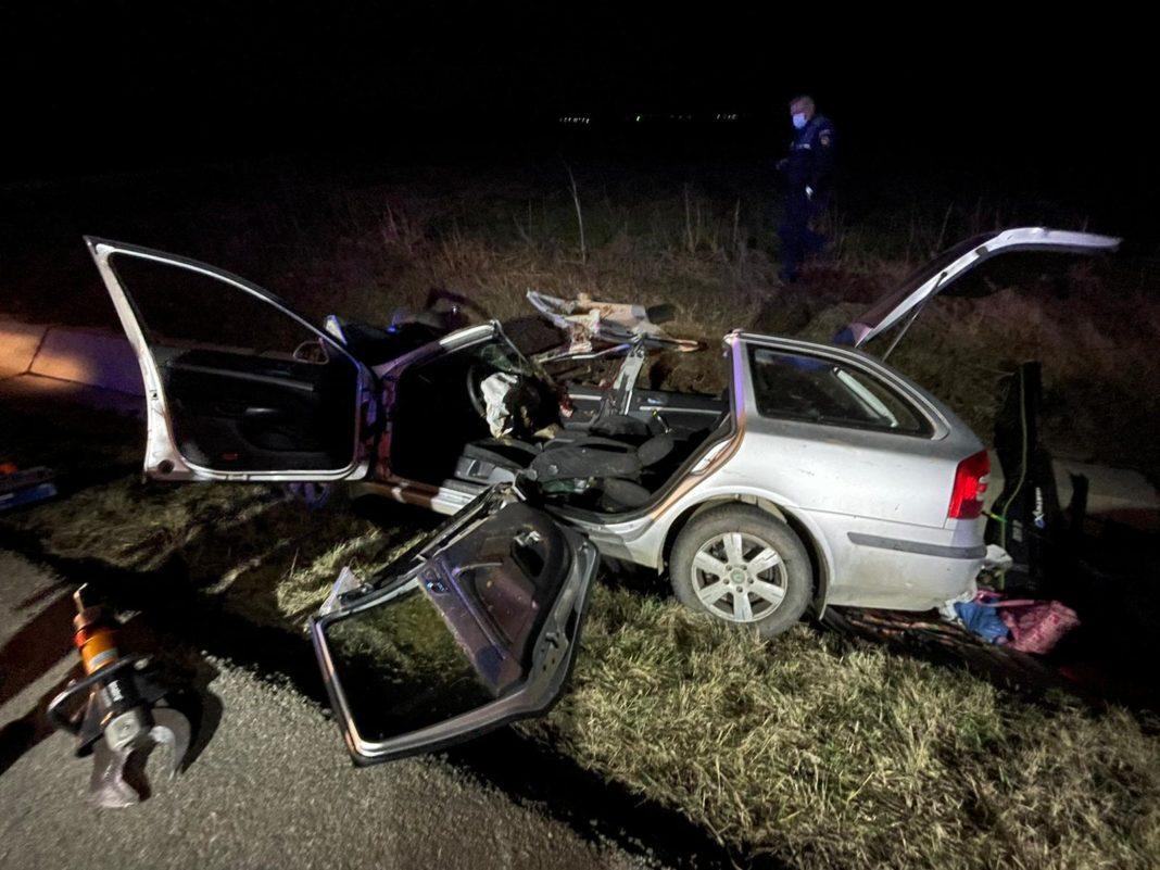Accident cumplit la Radovan: 2 morți și 2 răniți grav