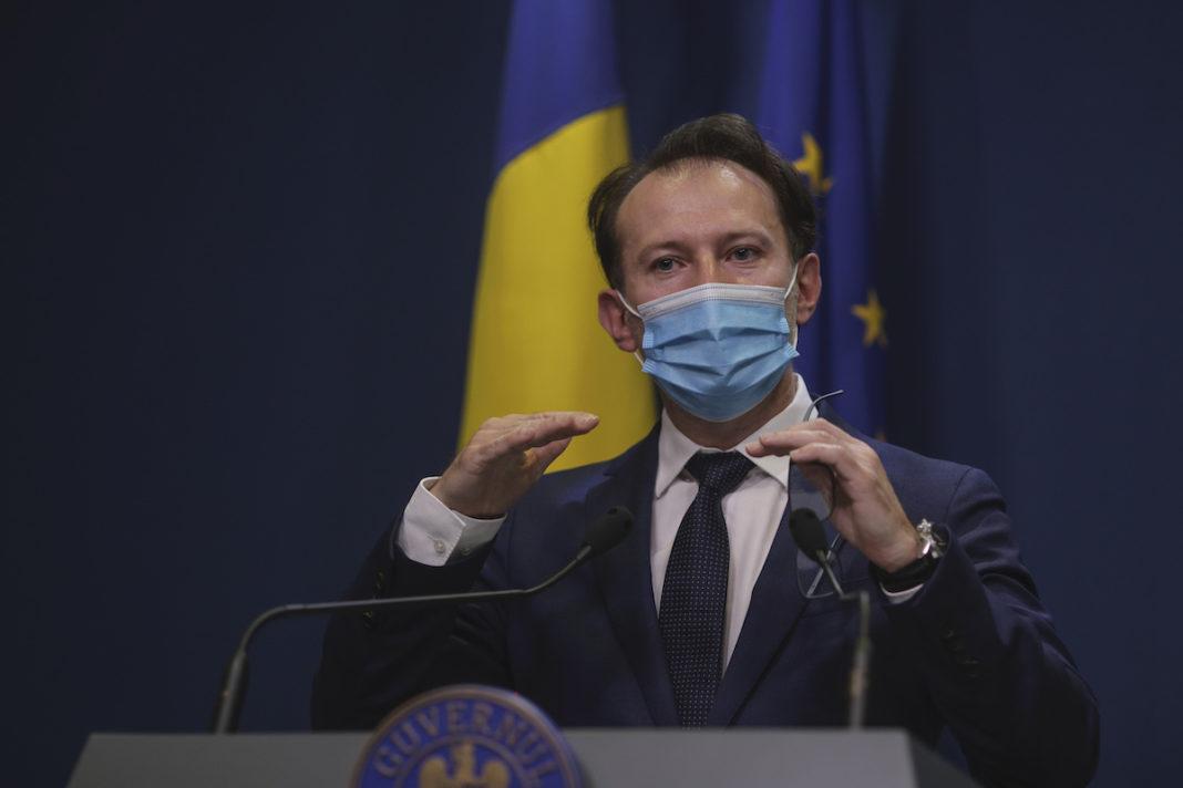 Premierul Florin Cîțu susține că nu vor crește taxele și nici nu vor fi introduse altele noi