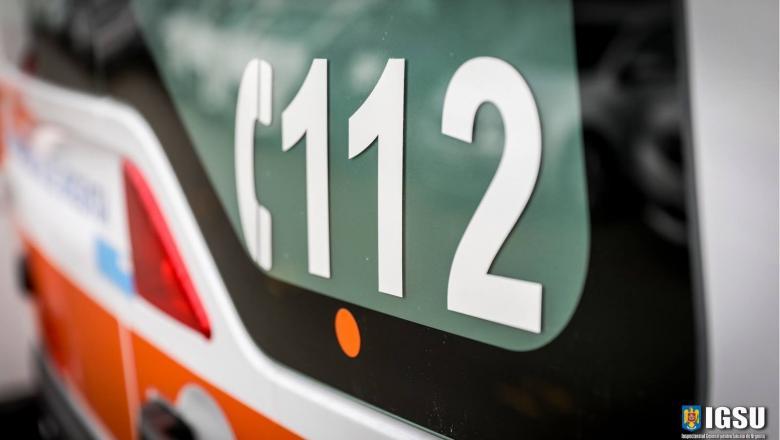 Doi tineri găsiţi intoxicaţi cu monoxid de carbon, salvaţi după 40 de minute de resuscitare