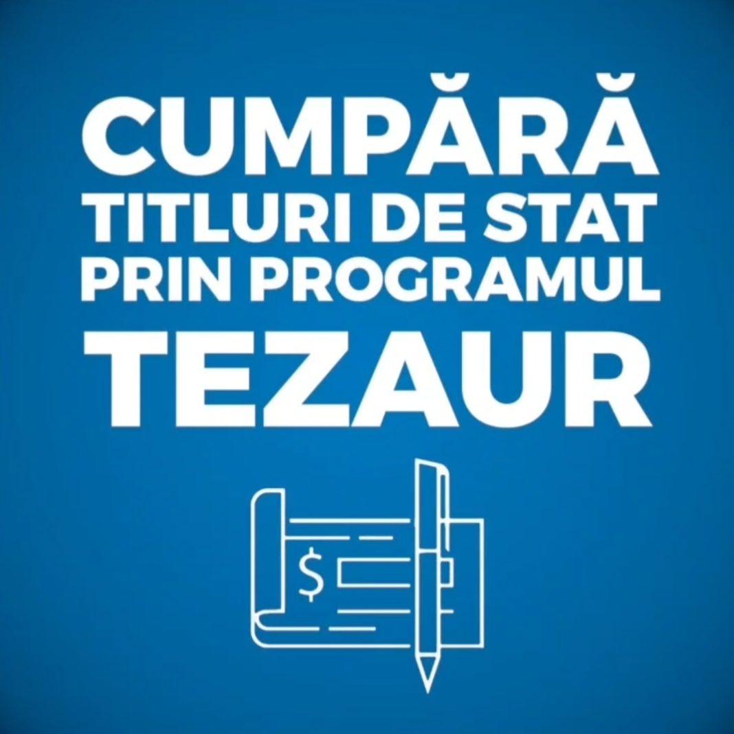 Titlurile de stat Tezaur pot fi cumpărate și în luna februarie