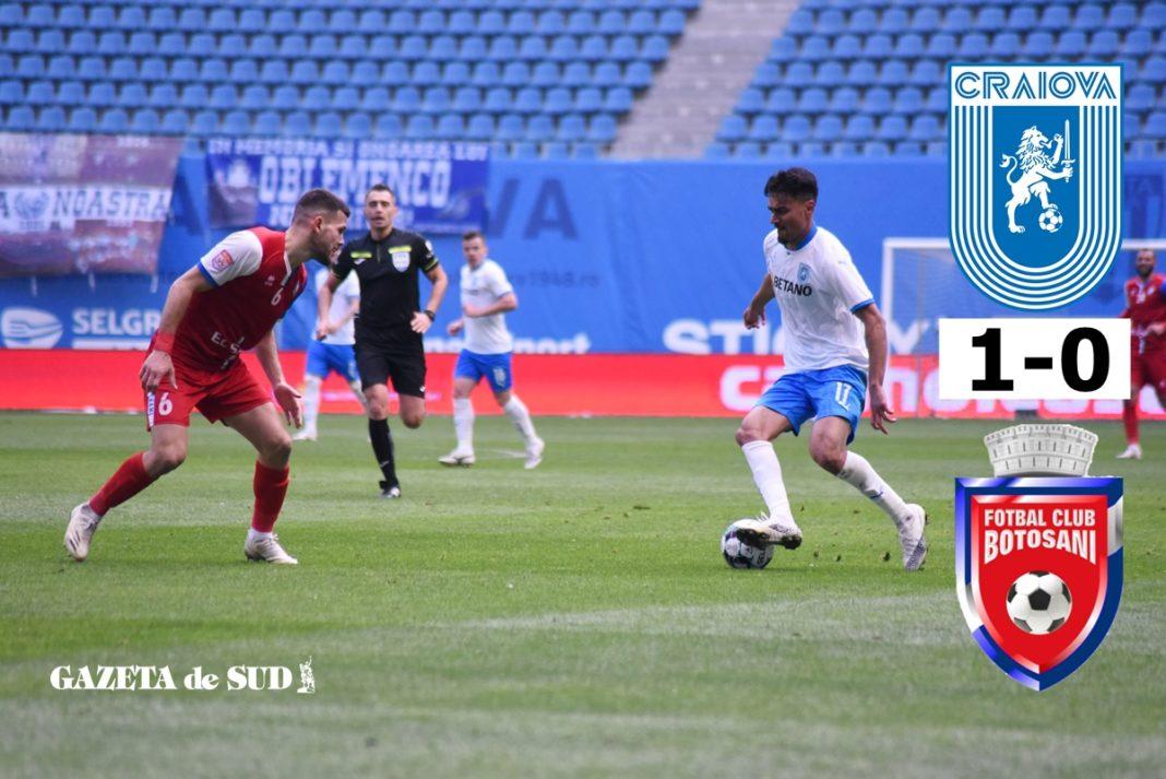 Ştefan Baiaram a fost decisiv în meciul cu moldovenii guralivului Marius Croitoru (Foto: Alex Vîrtosu)