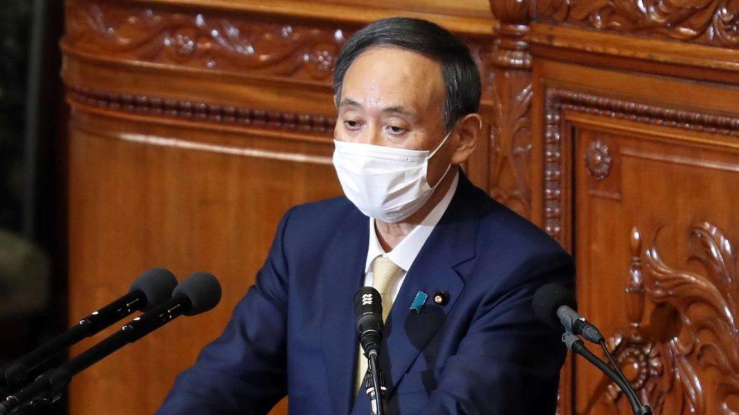 Premierul Japoniei şi-a cerut scuze public după un scandal în care a fost implicat şi fiul său