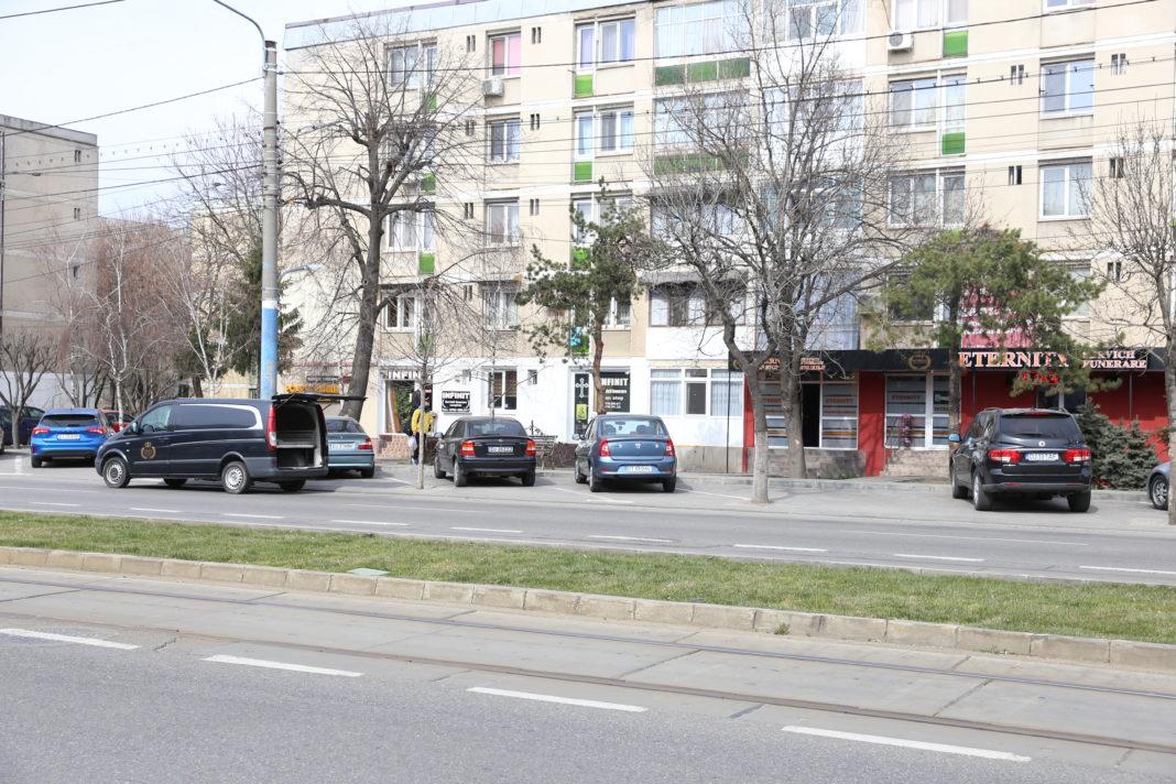 Blocuri pe Calea Bucureşti