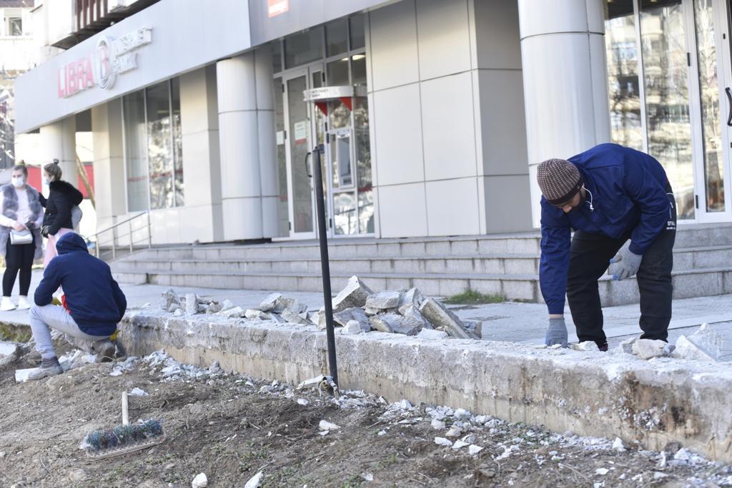 În Craiova s-au deschis şantierele