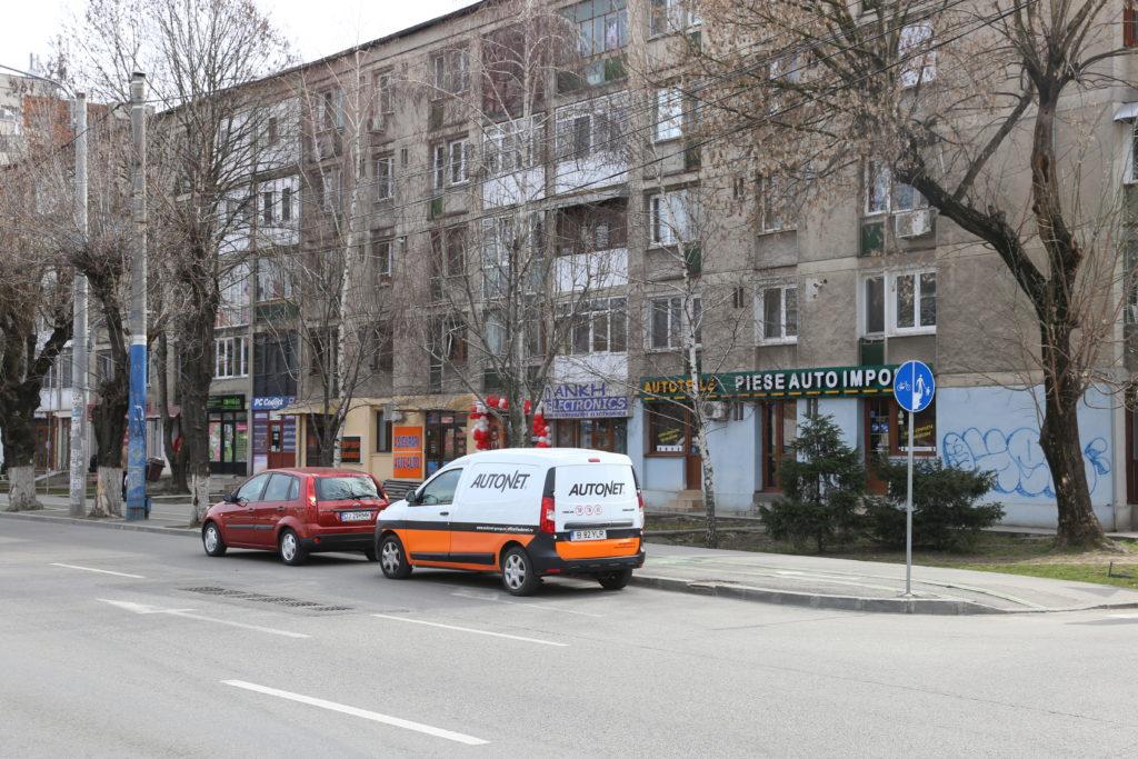 Magazinele de piese auto deschise în prezent pe Calea Bucureşti rămân pe poziţii. Pentru altele noi, Primăria Craiova nu va mai acorda autorizaţie de funcţionare