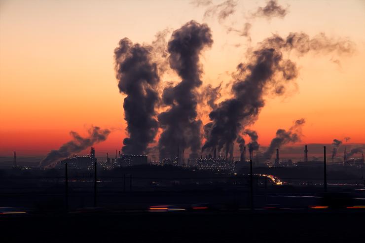 Fumul care otrăveşte aerul Craiovei