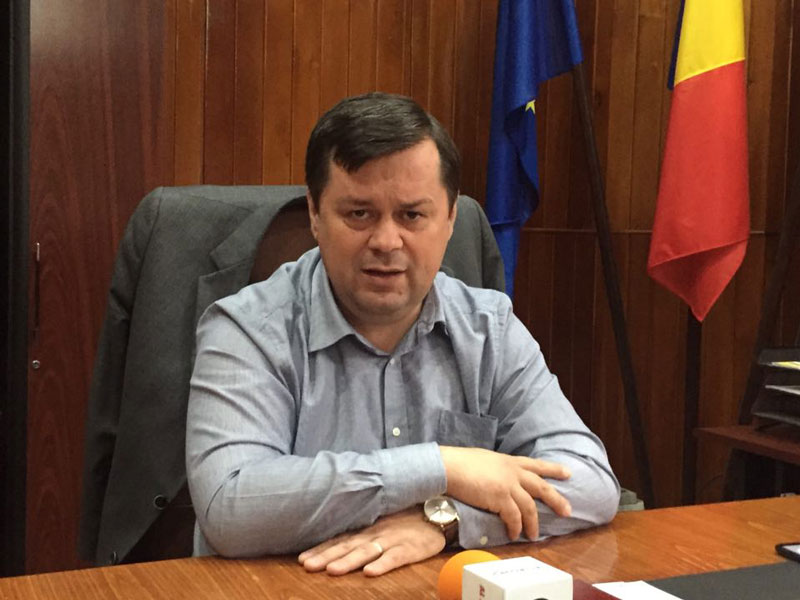 Primarul din Târgu Jiu, la negocieri cu firma Polaris