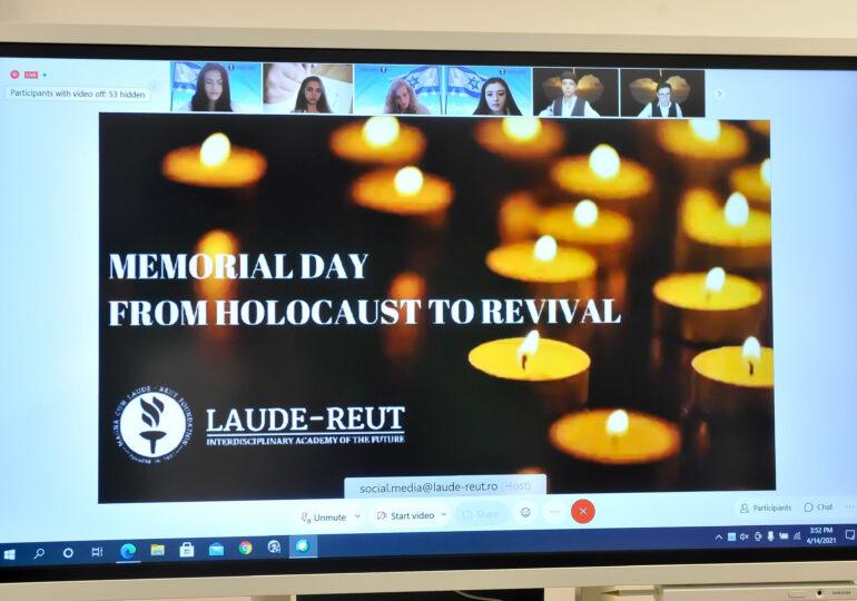 De la Holocaust la renașterea speranței