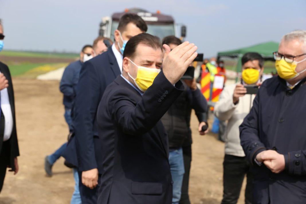 Ludovic Orban, vizită de lucru la Craiova